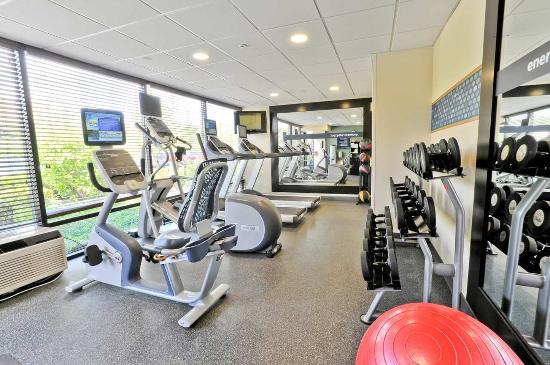 Hampton Inn Harrisburg East (Hershey Area): Fitness Center