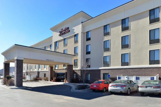 Hampton Inn & Suites Denver Littleton: Exterior Of Hotel