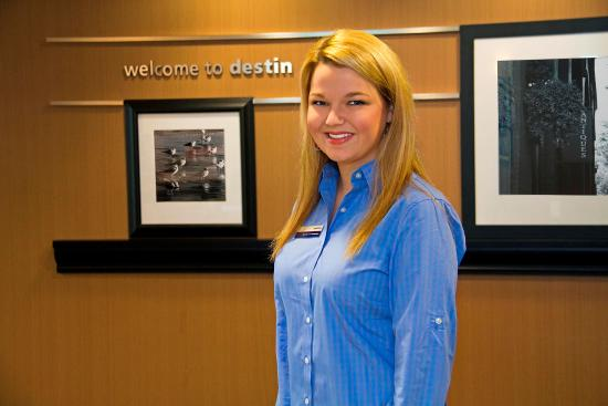 Hampton Inn & Suites Destin: Welcome to Our Hotel
