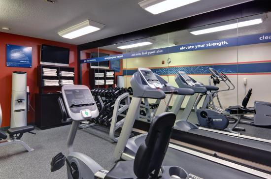 Hermosa Beach, CA: Fitness Center