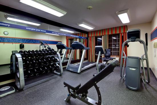 Hermosa Beach, CA: Fitness Center