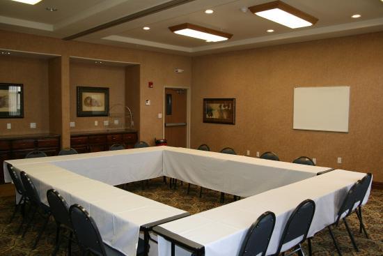Gallup, Nuevo Mexico: Meeting Room