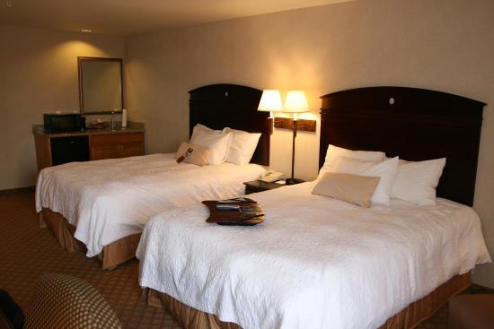 Gallup, Nuevo Mexico: Two Queen Bed Studio Ste