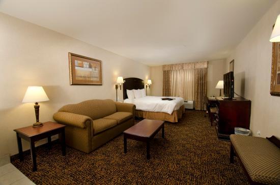 Gallup, Nuevo Mexico: King Bed Suite