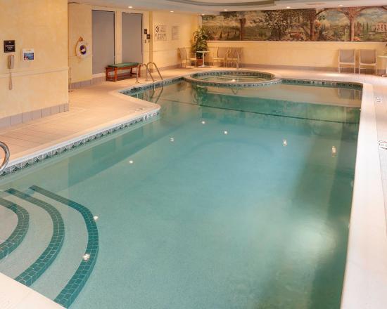 Hampton Inn Buffalo-Williamsville : Indoor Heated Pool