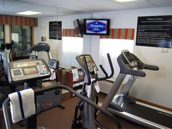 Ames, IA: Fitness Center