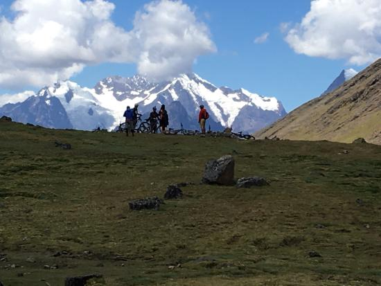 Mountain Bike Tours with Sacred Rides