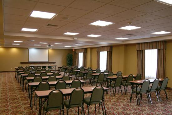 Hampton Inn & Suites Fredericksburg: Meeting Room