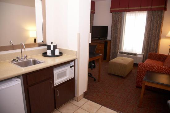 Hobbs, Nuovo Messico: Suite Kitchen