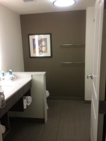 Welcome To The Holiday Inn Express Great Bend Ks Picture Of