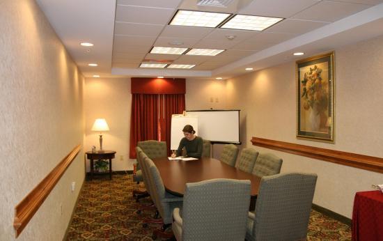 Hampton Inn Jacksonville East Regency Square: Meeting Room