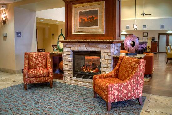 Hampton Inn & Suites Altus: Soft Seating