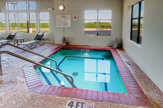 Hampton Inn & Suites Altus: Whirlpool Spa