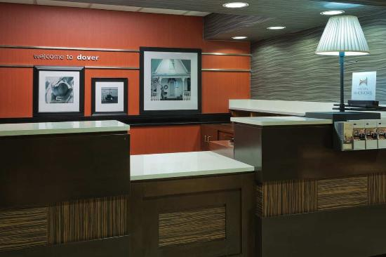 Dover, DE: Reception Area