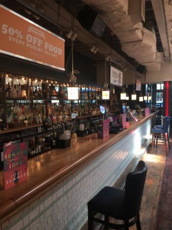 Macclesfield, UK: Main Bar