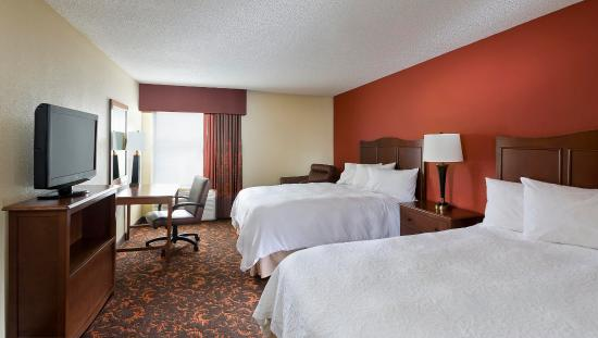 Tinley Park, IL: Double Queen Room