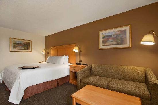 Travelodge Goodlettsville: Standard room king bed with sofa sleeper