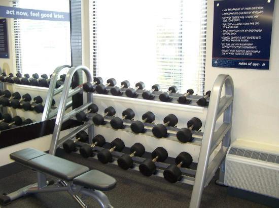 Hampton Inn Kinston: Jump Start Fitness