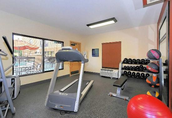 Eden, NC: Fitness Center Equipment