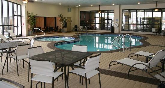 ชาร์ลสตัน, เวสต์เวอร์จิเนีย: Indoor Pool