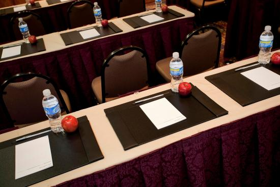 Rockport, TX: Meeting Room Close Up