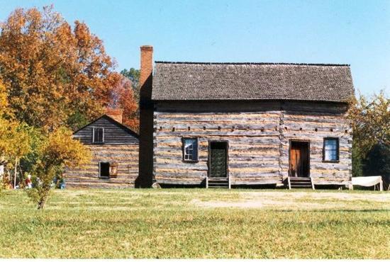 Pineville, NC: James K. Polk Site