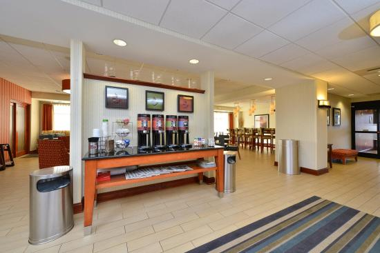 Farmville, VA: Coffee Station