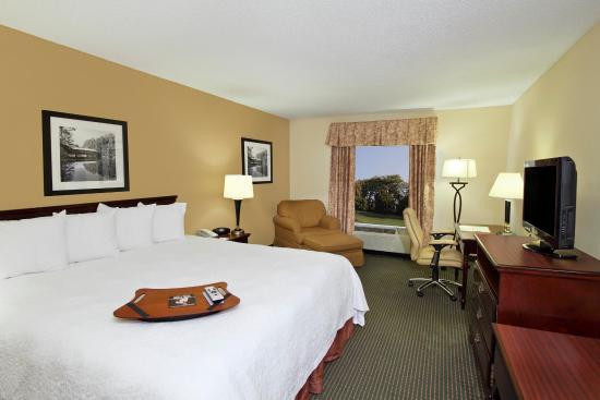 Madison, GA: King Bedroom