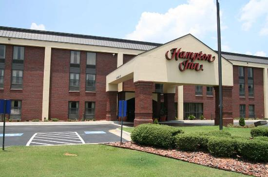 Hampton Inn Greenville: Hotel Exterior