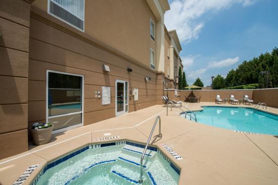 Easley, SC: Pool Day