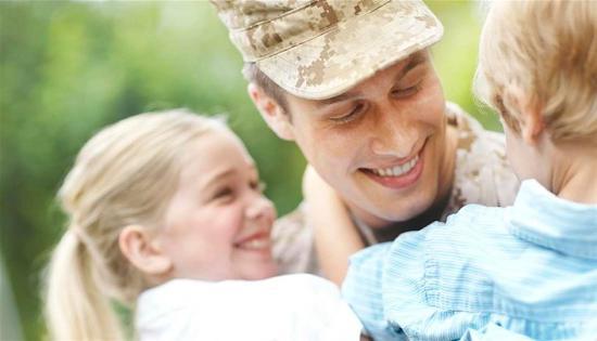 Easley, SC: Military Family