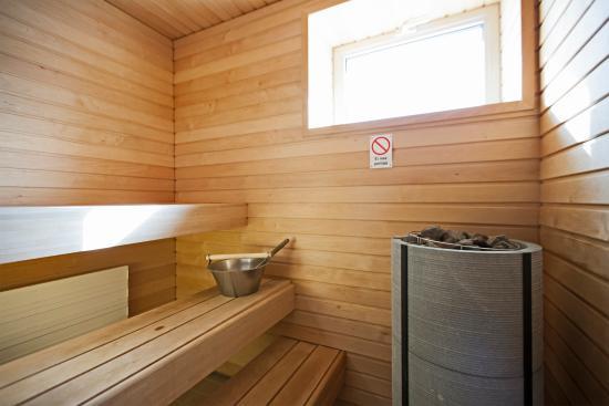 Scandic Kuopio: Suite Sauna