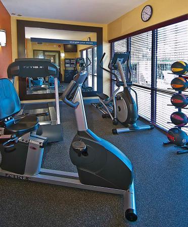 Hampton Inn Biloxi / Ocean Springs: Fitness Center