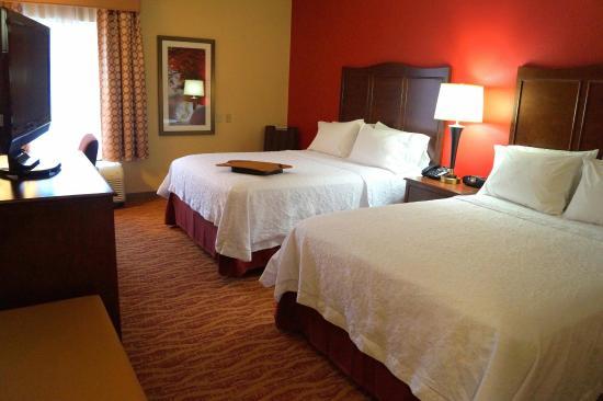 Altoona, Pensilvania: 2 Queen Beds Room