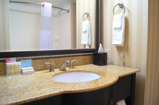 Altoona, Pensilvania: Guest bathroom