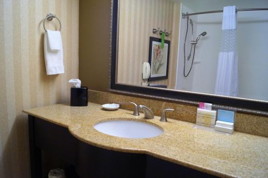 Altoona, Pensilvania: Suite Bathroom