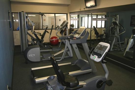 Hampton Inn Kansas City/Shawnee Mission : Fitness Center
