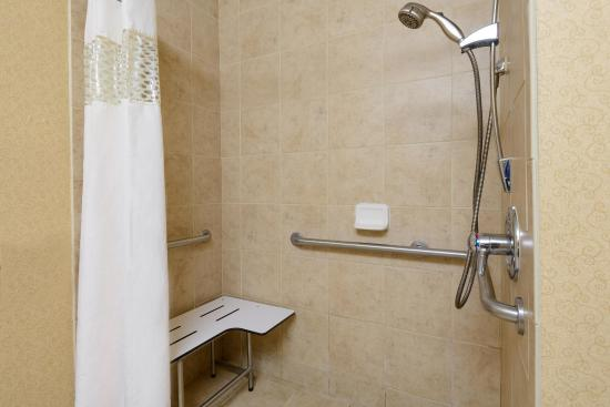 Mount Vernon, IL: Acccessible Shower