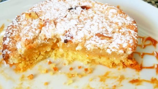Le P'Tit Chouan: savoureuse tarte valbonnaise