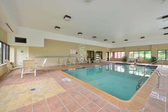 Olean, estado de Nueva York: Indoor Pool
