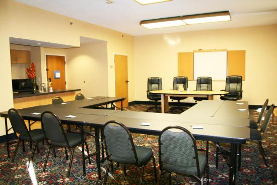 Olean, estado de Nueva York: Meeting Room