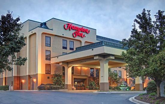 Hampton Inn Kingsport: Hotel Exterior