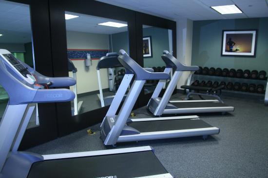 Hampton Inn Roanoke / Hollins / I-81: Fitness Center
