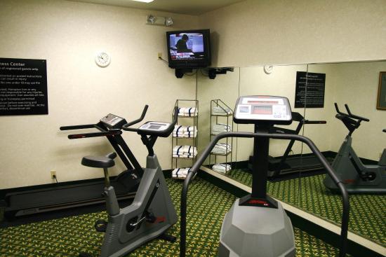 Shelbyville, IN: Fitness Center