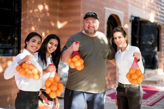 Oulad Teima, Morocco: Les Oranges du Domaine