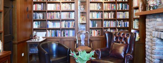 Artagnan B&B: Bibliotheek