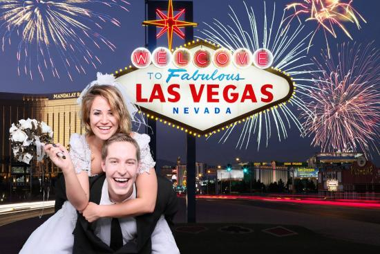 I Got Married in Vegas! Just Kidding.