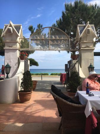 Restaurant Villa Mas Picture Of Restaurant Villa Mas Sant Feliu De Guixols Tripadvisor