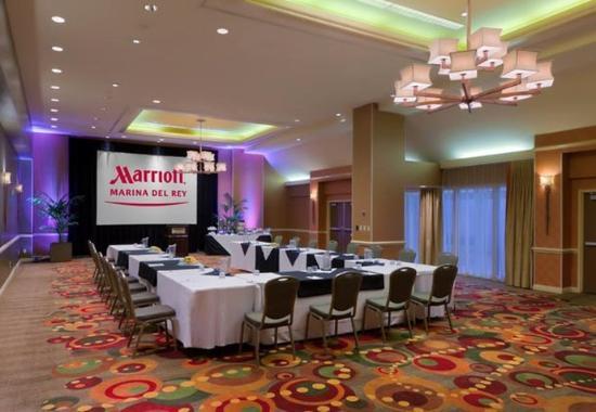 Marina del Rey, CA: Promenade Ballroom Meeting