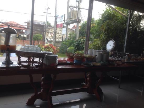 Mae Sot, Thailand: メー メオイ